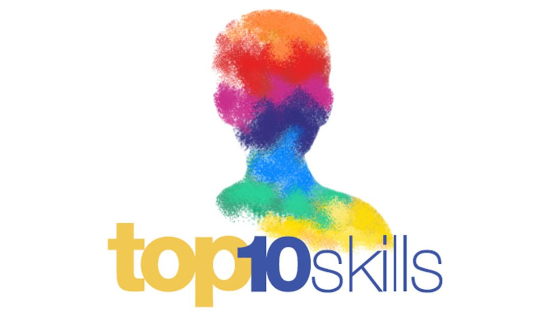Top 10 Skills – New skills for a new labour context