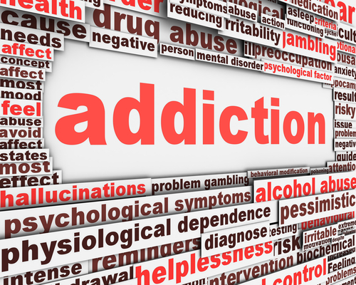Alcohol and drug addiction programme